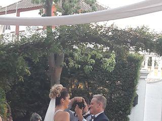 La boda de Inma  y Cristobal  2