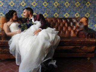 La boda de Carolina y Jonathan 1