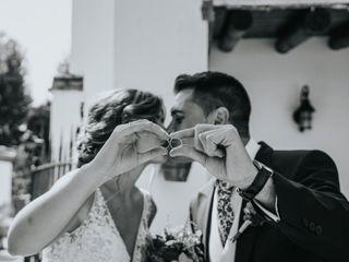 La boda de Daniel y Sonia