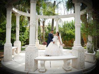 La boda de Arancha y Byron