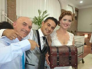 La boda de Miriam y Joaquín