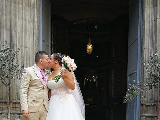La boda de Alejandro  y Vanessa  en Barcelona, Barcelona 6