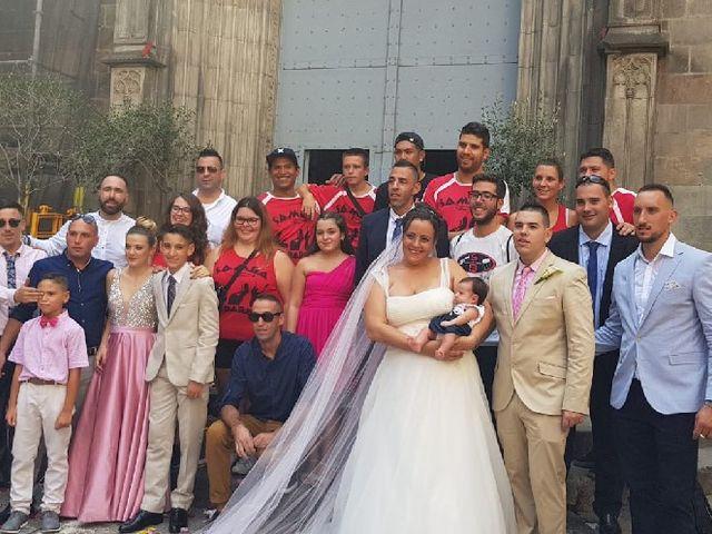 La boda de Alejandro  y Vanessa  en Barcelona, Barcelona 2