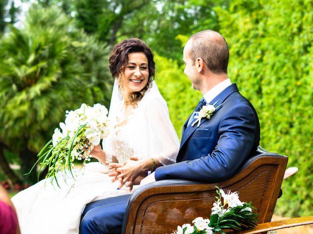 La boda de Diego y Flori