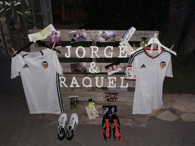La boda de Jorge  y Raquel  en Bellreguard, Valencia 6