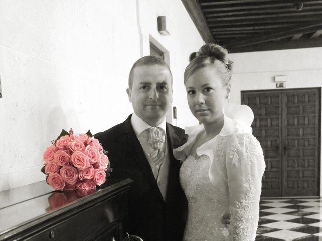 La boda de Fidel y Ana Paula en Burgos, Burgos 8