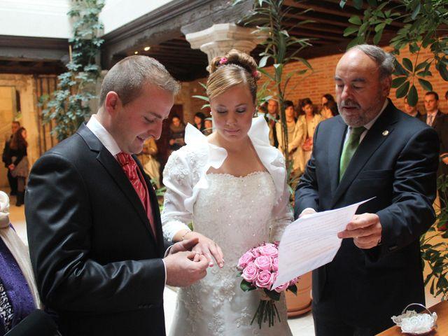 La boda de Fidel y Ana Paula en Burgos, Burgos 9