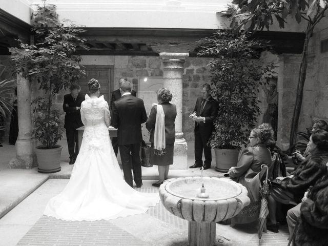 La boda de Fidel y Ana Paula en Burgos, Burgos 10