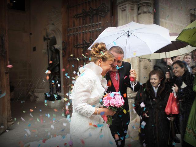 La boda de Fidel y Ana Paula en Burgos, Burgos 11