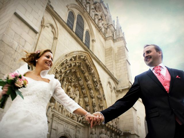 La boda de Fidel y Ana Paula en Burgos, Burgos 14