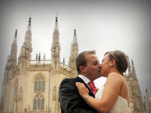 La boda de Fidel y Ana Paula en Burgos, Burgos 15