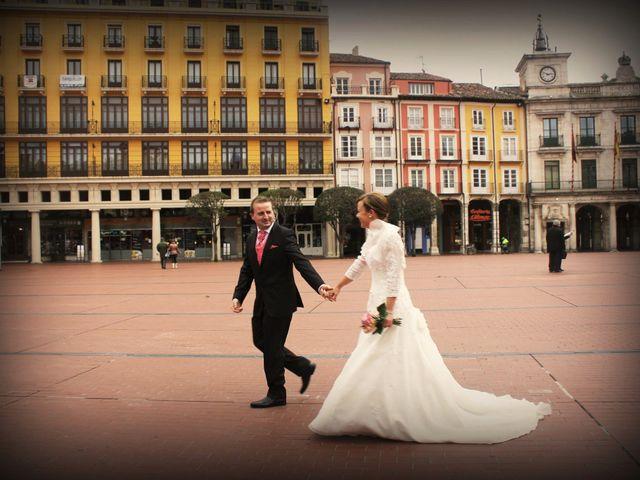 La boda de Fidel y Ana Paula en Burgos, Burgos 1