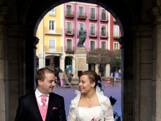 La boda de Fidel y Ana Paula en Burgos, Burgos 18