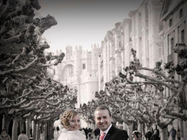 La boda de Fidel y Ana Paula en Burgos, Burgos 19