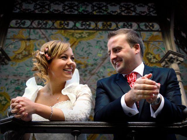 La boda de Ana Paula y Fidel