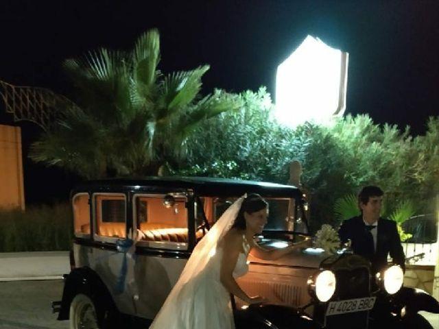 La boda de Jorge  y Raquel  en Bellreguard, Valencia 11