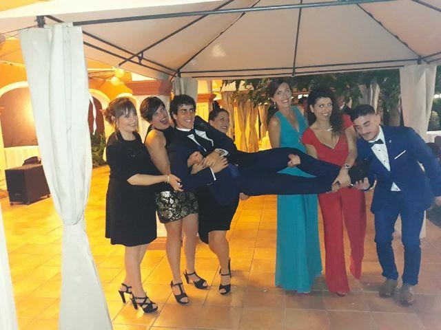 La boda de Jorge  y Raquel  en Bellreguard, Valencia 14