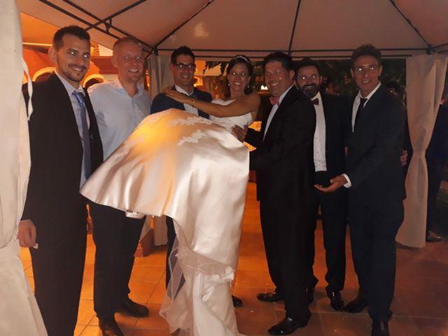 La boda de Jorge  y Raquel  en Bellreguard, Valencia 15