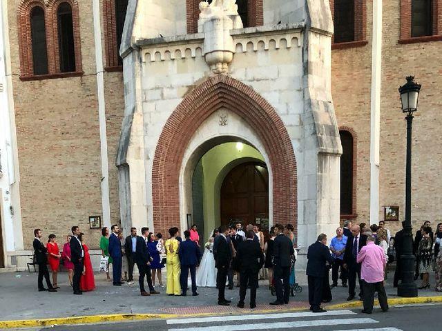 La boda de Jorge  y Raquel  en Bellreguard, Valencia 16