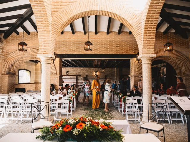 La boda de Frutos y Lorena en Trujillo, Cáceres 14
