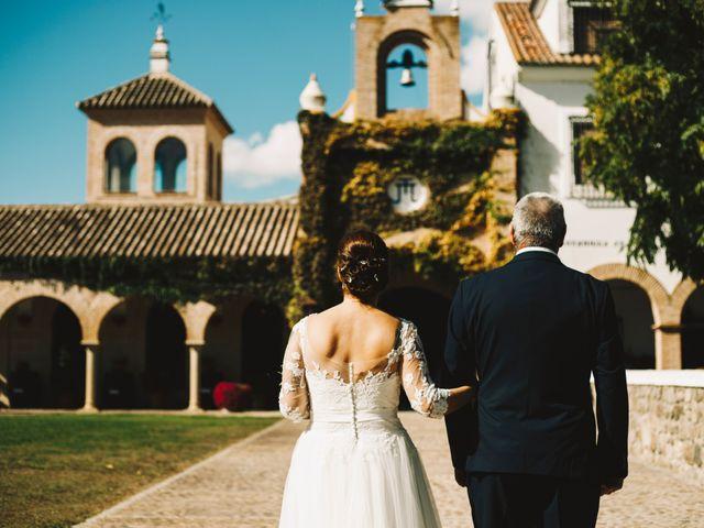 La boda de Frutos y Lorena en Trujillo, Cáceres 16