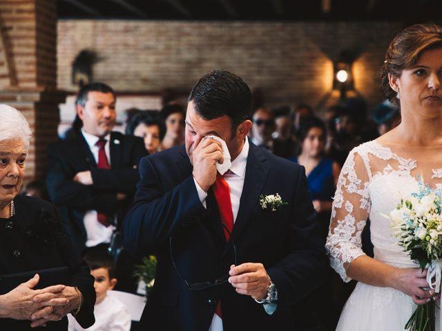 La boda de Frutos y Lorena en Trujillo, Cáceres 17
