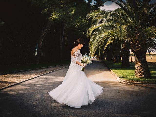 La boda de Frutos y Lorena en Trujillo, Cáceres 2