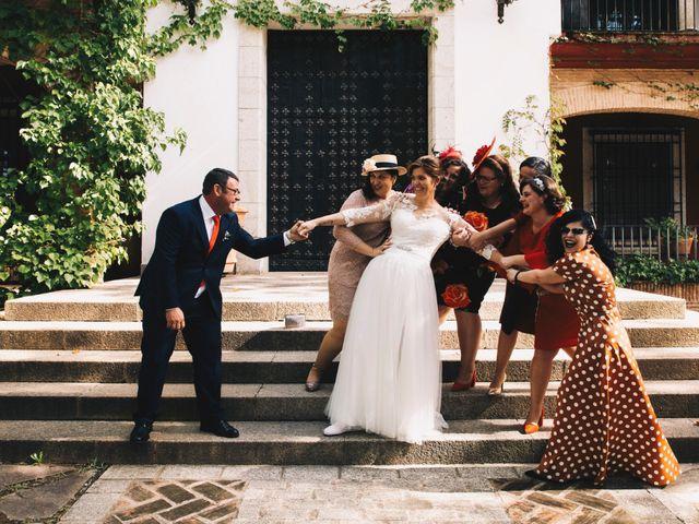 La boda de Frutos y Lorena en Trujillo, Cáceres 21