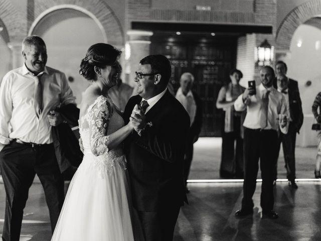 La boda de Lorena y Frutos