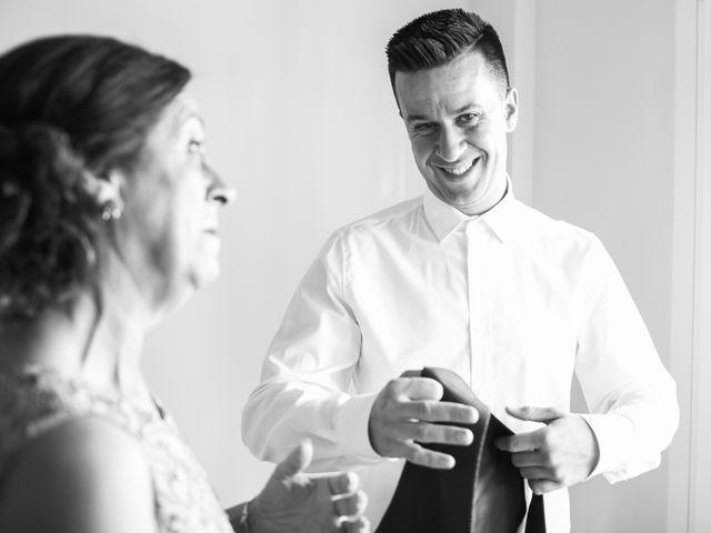 La boda de Luis y Neila en Talamanca Del Jarama, Madrid 2