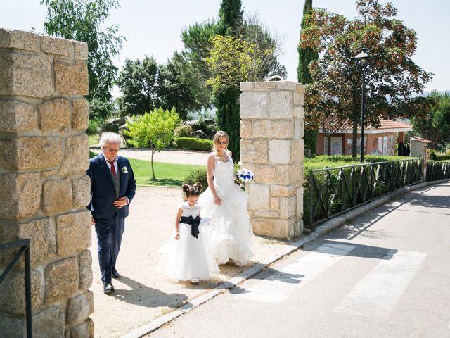 La boda de Luis y Neila en Talamanca Del Jarama, Madrid 18