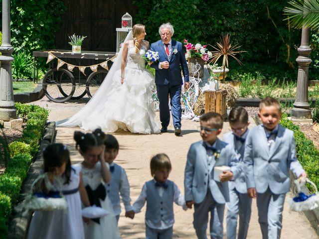 La boda de Luis y Neila en Talamanca Del Jarama, Madrid 29