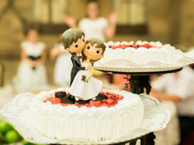 La boda de Luis y Neila en Talamanca Del Jarama, Madrid 69