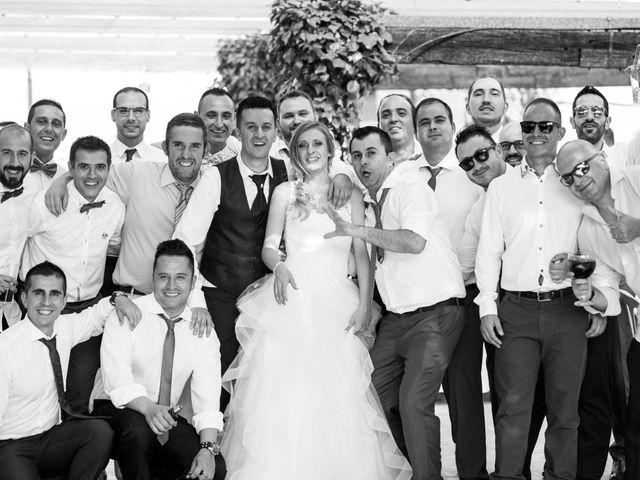 La boda de Luis y Neila en Talamanca Del Jarama, Madrid 75
