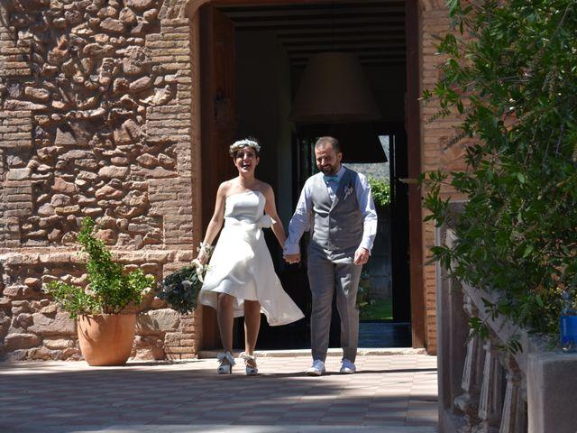 La boda de Ana y Albert en La Vall D'uixó, Castellón 1