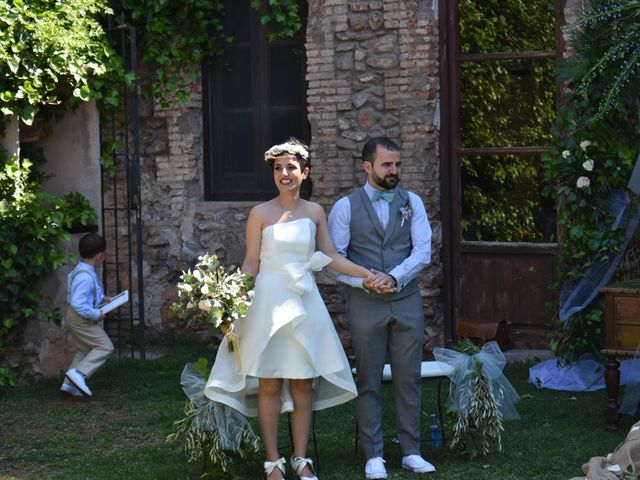 La boda de Albert y Ana