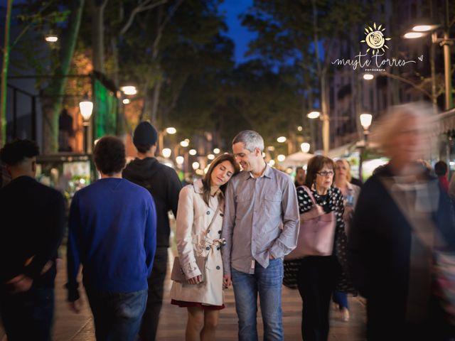 La boda de Gavin y Angels en Barcelona, Barcelona 47