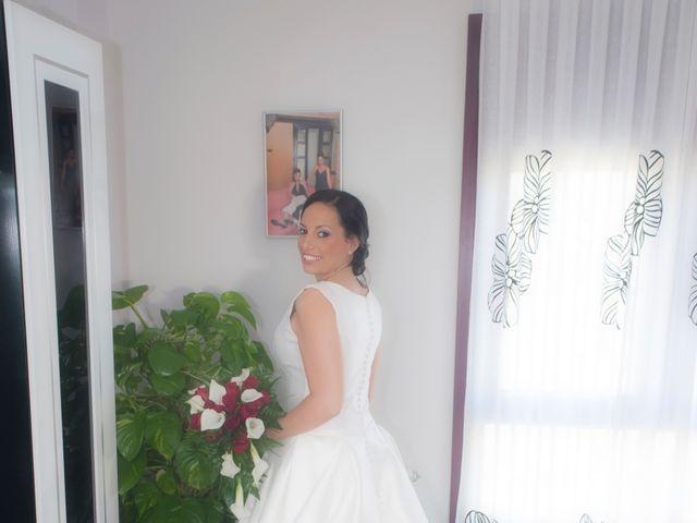 La boda de David y Belen en Illescas, Toledo 22