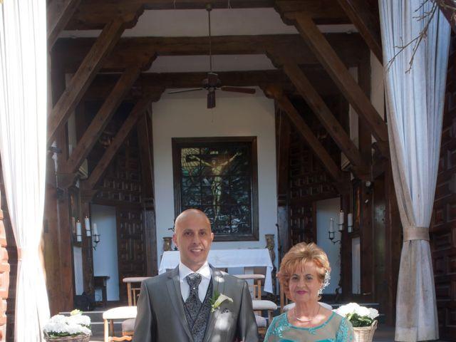 La boda de David y Belen en Illescas, Toledo 28