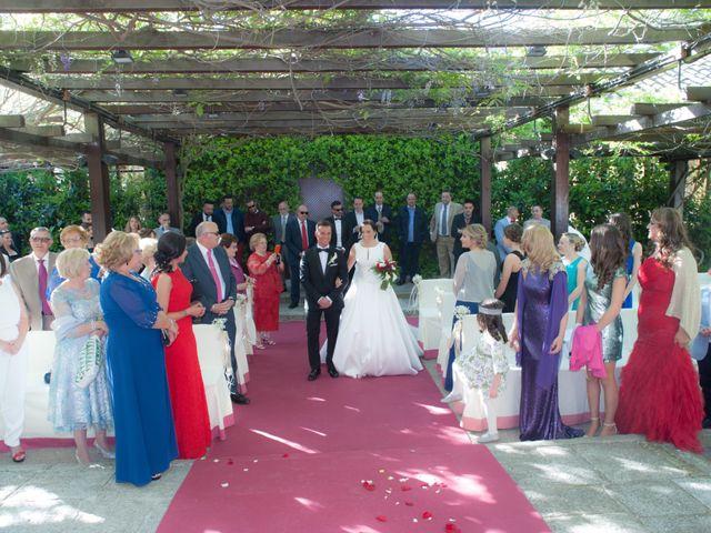 La boda de David y Belen en Illescas, Toledo 30