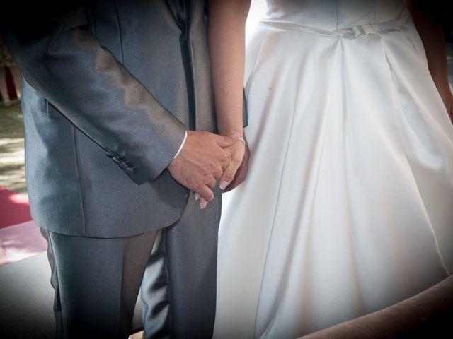 La boda de David y Belen en Illescas, Toledo 31