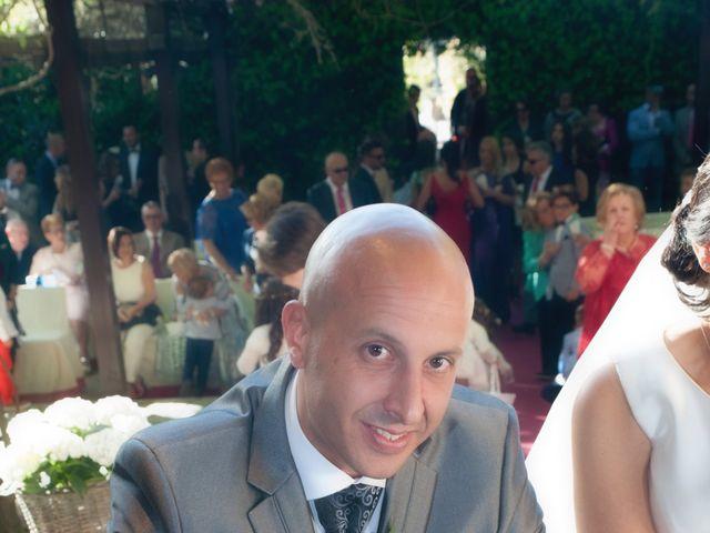 La boda de David y Belen en Illescas, Toledo 33