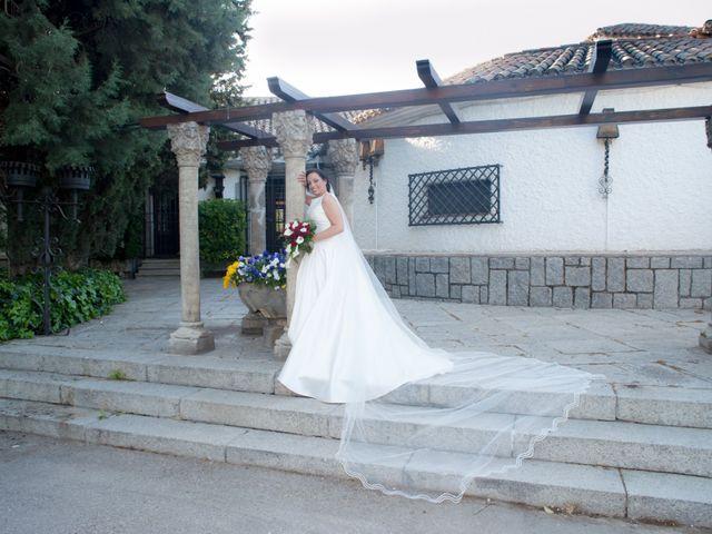 La boda de David y Belen en Illescas, Toledo 37
