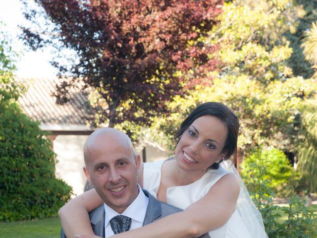 La boda de David y Belen en Illescas, Toledo 41