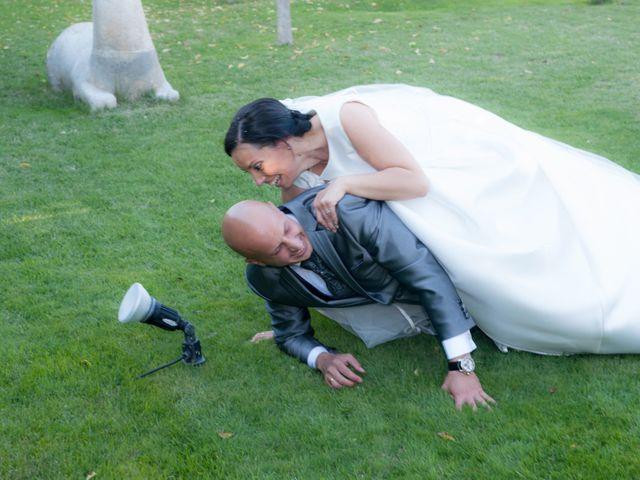 La boda de David y Belen en Illescas, Toledo 43