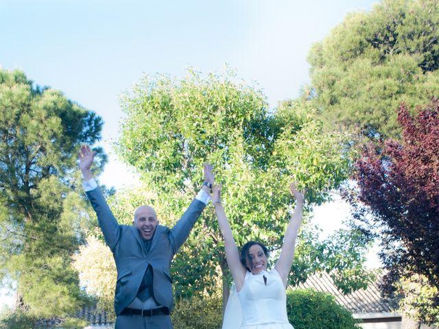 La boda de David y Belen en Illescas, Toledo 45