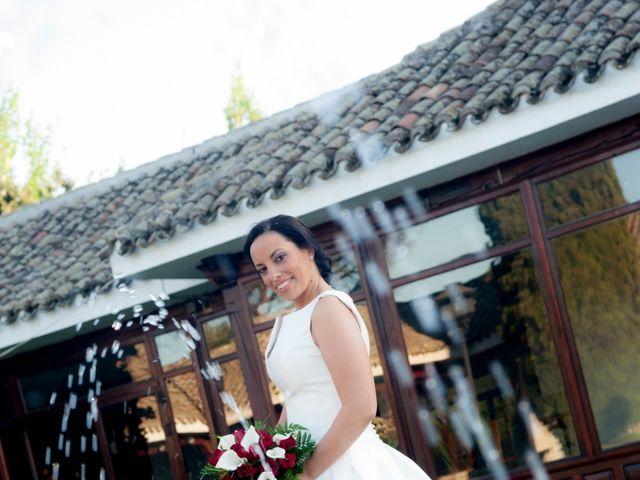La boda de David y Belen en Illescas, Toledo 47