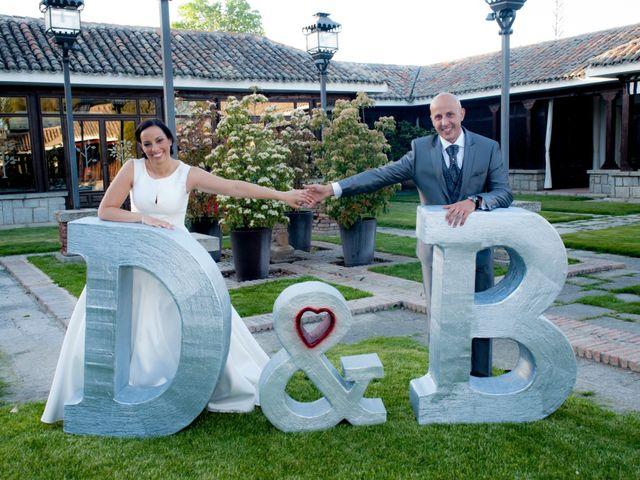 La boda de David y Belen en Illescas, Toledo 48