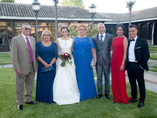 La boda de David y Belen en Illescas, Toledo 50