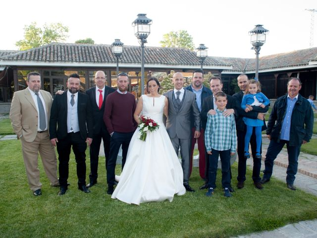 La boda de David y Belen en Illescas, Toledo 51
